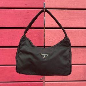 Prada Mini Tessuto Vintage Nylon Bag